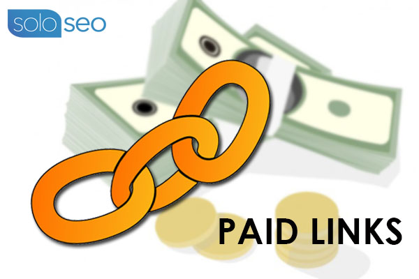 paid link disclosure